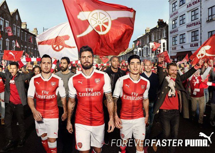 Arsenal Thuisshirt 2016-2017
