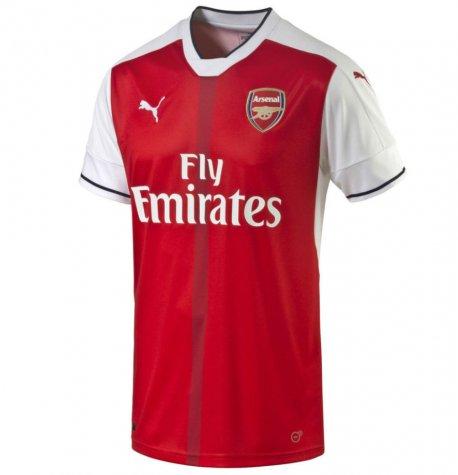 Arsenal Thuisshirt Eigen Naam 2016-2017 Kids Origineel