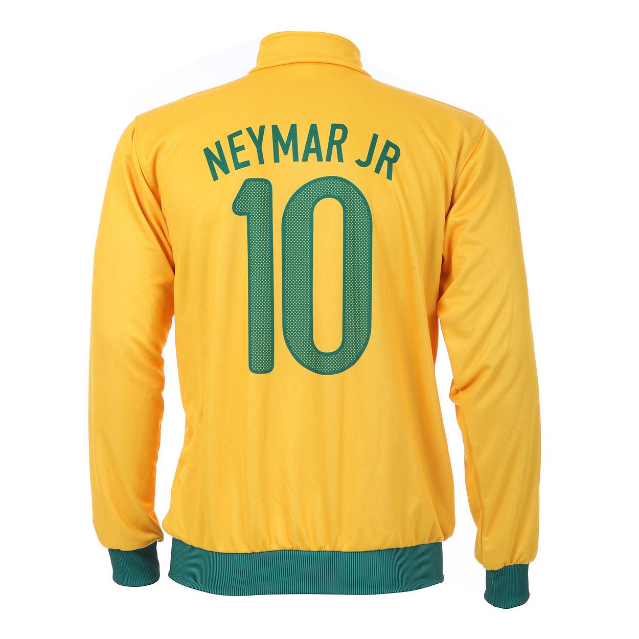Brazili� Trainingsjack Neymar Thuis